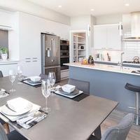 Medium custom home builder in edmonton floorplans lux 1