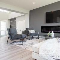 Medium custom home builder in edmonton floorplans lux 4