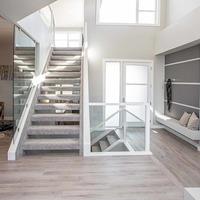 Medium custom home builder in edmonton floorplans lux 5