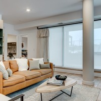 Medium living room