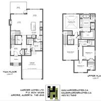 Medium catalina floor plan