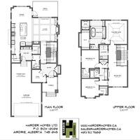Medium hadley floor plan