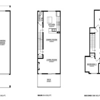 Medium copperstone townhome d
