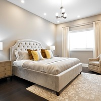 Medium redw cop r bedroom beige 9165