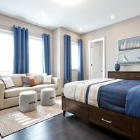Medium redw cop r bedroom blue 9182