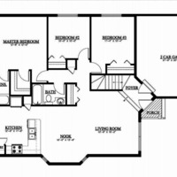 Medium 3bedroom floor plan
