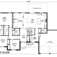 Medium 2018   brimley estate blackline floor plan