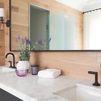 Medium aurora new home ensuite bathroom