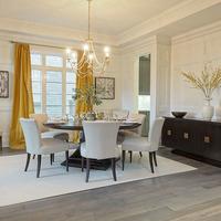Medium new home brampton dining room