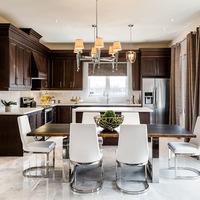 Medium model home kitchen markham