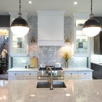 Medium modern kitchen designs