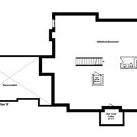 Medium clydesdale basement b