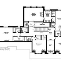 Medium clydesdale opt second floor b