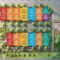 Medium siteplan footprint