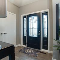 Medium front door