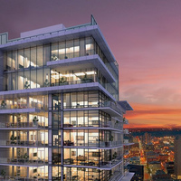 Medium penthouses