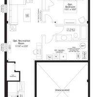 Medium arbour f2 jasmine basement