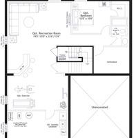 Medium arbour basement