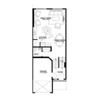 Medium fraser main floor
