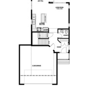 Medium the markland main floor plan