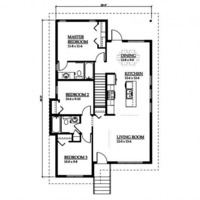 Medium 0 floorplan l