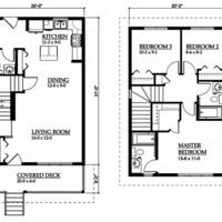 Medium 75 floor plan l