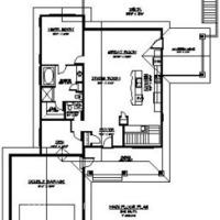 Medium b110 plan 257x300