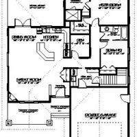 Medium b133 plan 243x300