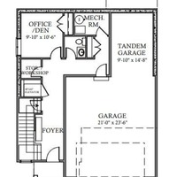 Medium panorama garage right lower floor