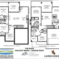 Medium ridge floor plan
