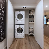 Medium laundry centre