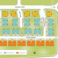 Medium site plan vector 2020