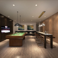Medium games room