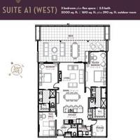 Medium suite a1 west