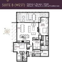 Medium suite b west