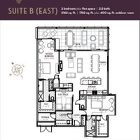Medium suite b east