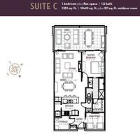 Medium suite c