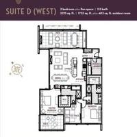 Medium suite d west