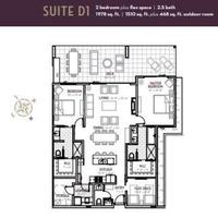Medium suite d1