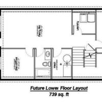 Medium lower floor