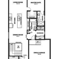 Medium floorplan the amelia 2