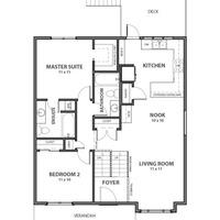 Medium floorplan the willowstone 1