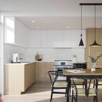 Medium 2 kitchen white scheme