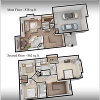 Medium lautus floor plan