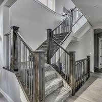 Medium option 4 staircase