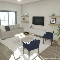 Medium 87 ranchlands living room 2