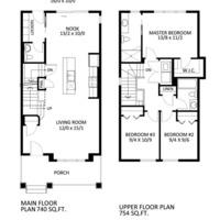 Medium 164 fireside way   marketing floor plan