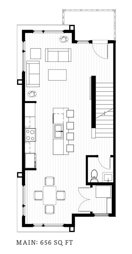#105260 - Greenwich New 3br, 2.5bath Home -Townhouse-Calgary