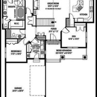 Medium douglas floor plan
