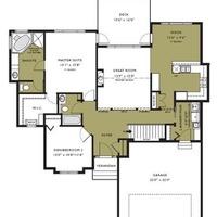 Medium sierra floor plan